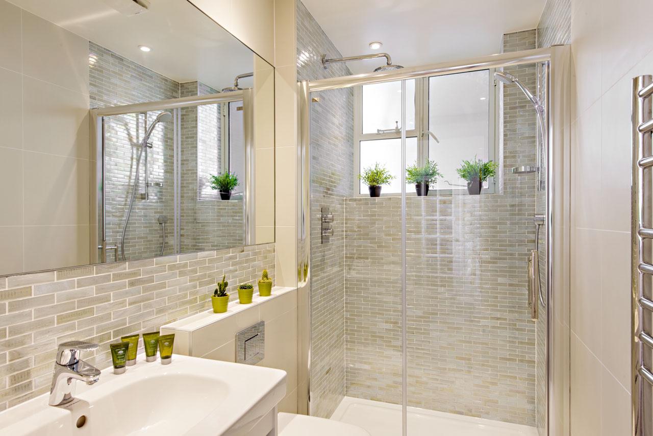 Bathroom at Chelsea - West House Apartment, Chelsea, London