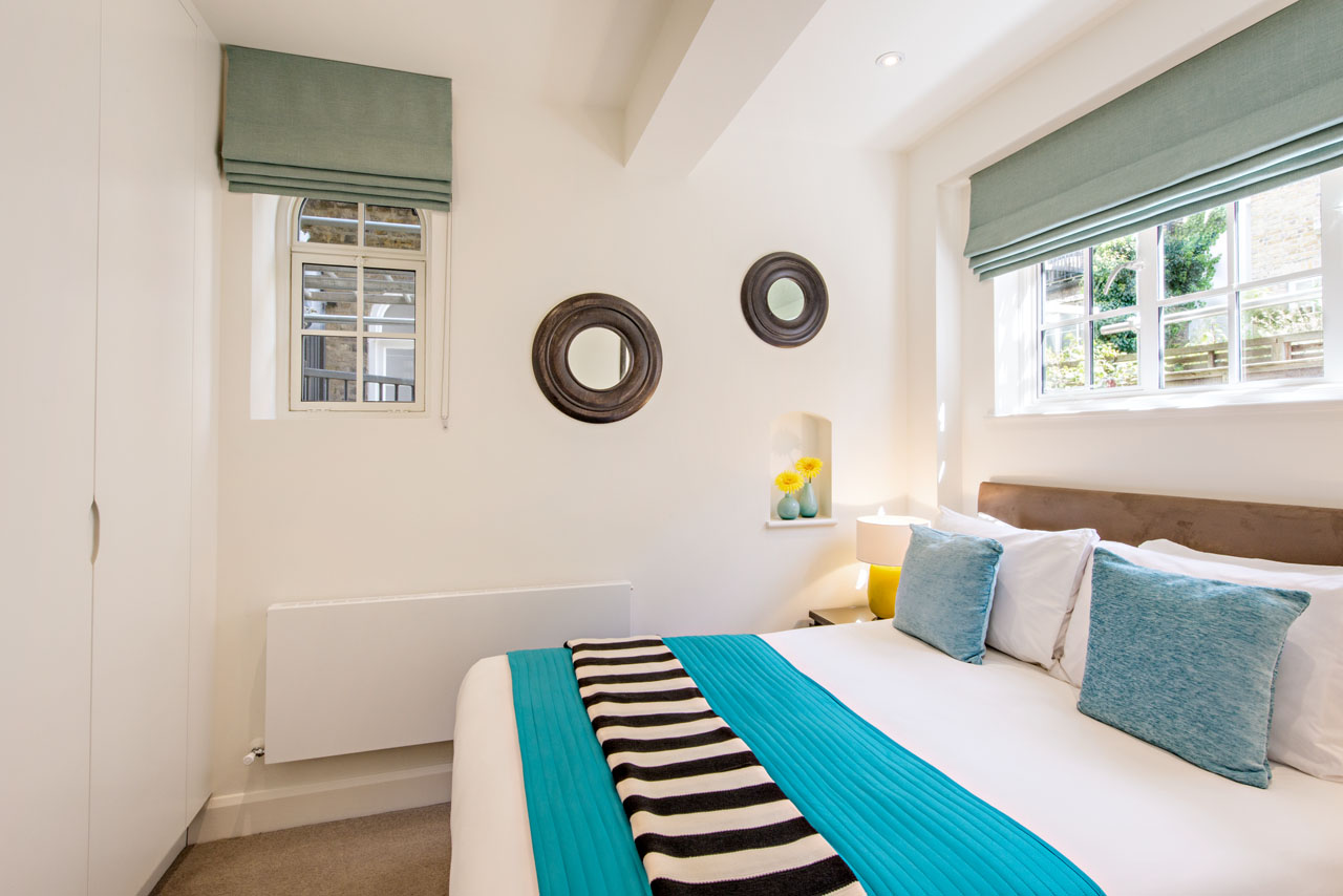 Bedroom at Chelsea - West House Apartment, Chelsea, London