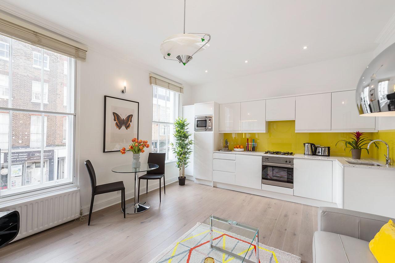 Marylebone - Crawford Street Apartments, London, SilverDoor