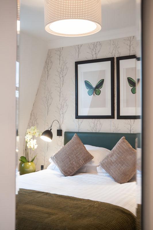 Marylebone - Chiltern Street Apartments, London, SilverDoor