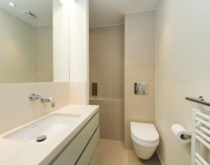 Bathroom at 10 Durham Terrace, Bayswater, London