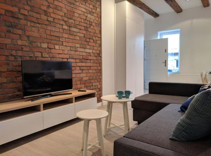 Living are aat Rynek Apartment, Centre, Gliwice