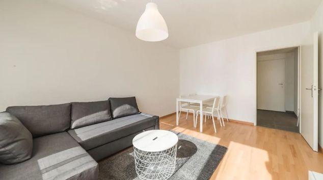 Living area at Baarerstrasse Zug Apartment, Centre, Zug