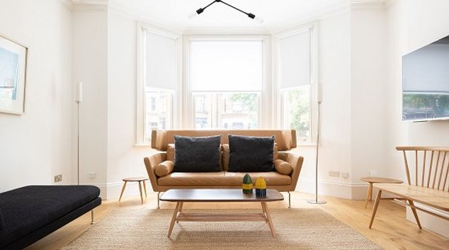 Living room , Ladbroke Grove, London