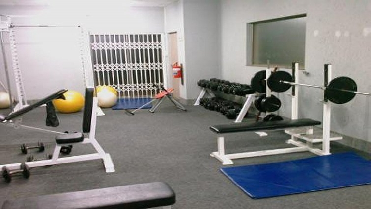 Functional gym at 77 Grayston Apartments