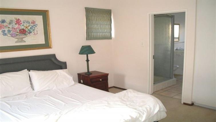 Comfortable bedroom in Villa Via Apartments