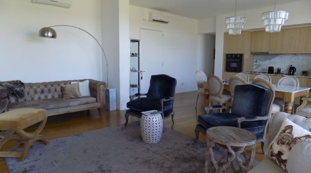 Living area at Yoo Nordelta Apartments, Nordelta, Buenos Aires