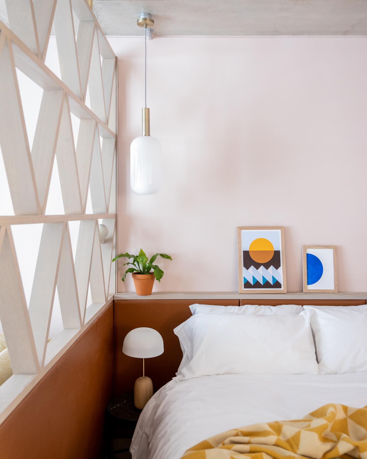 Bedroom at Zanzibar Locke Apartments, Centre, Dublin