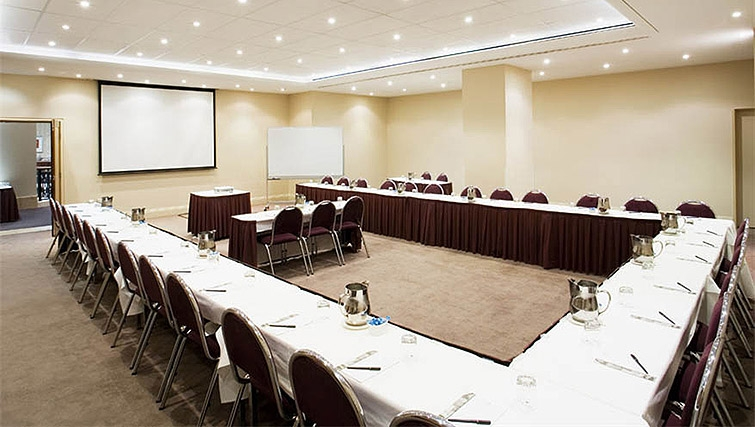 Conference room at Mantra on Russell
