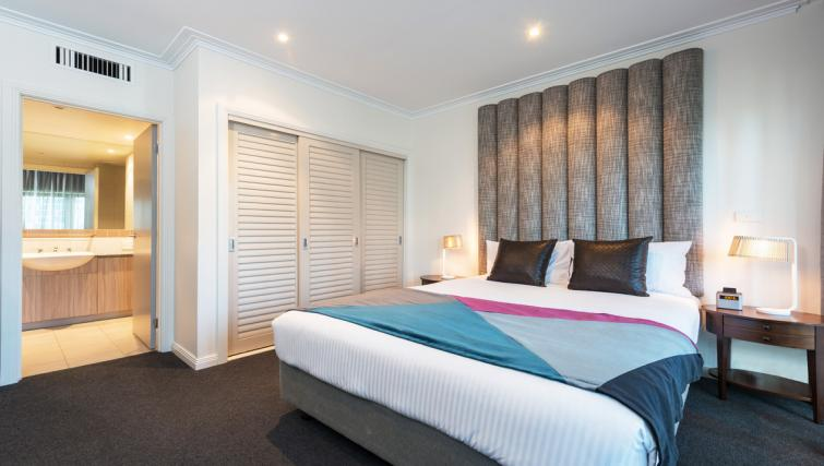 Bed at Mantra on Russell