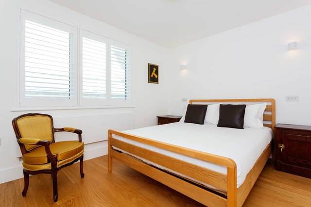 Bedroom at Market Mews Apartment, Mayfair, London