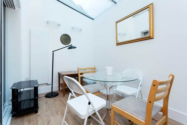 Chairs at Market Mews Apartment, Mayfair, London