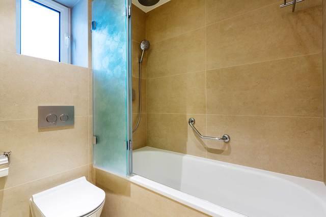 Bath at Market Mews Apartment, Mayfair, London
