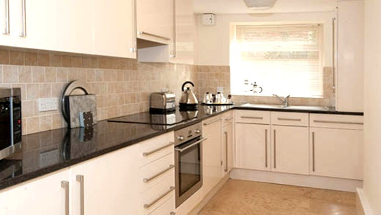 Beautiful kitchen in Albany House
