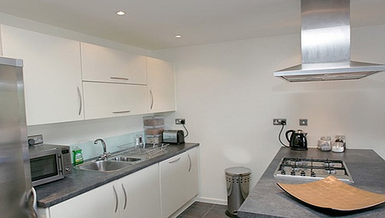 Stunning kitchen in Chelmsford Serviced Apartments