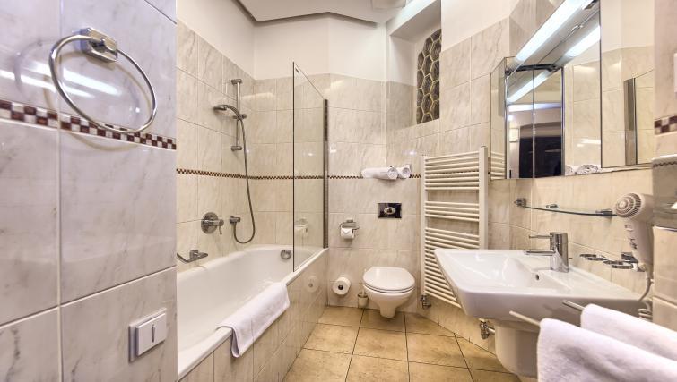 Bathroom at Residence Brehova Apartments