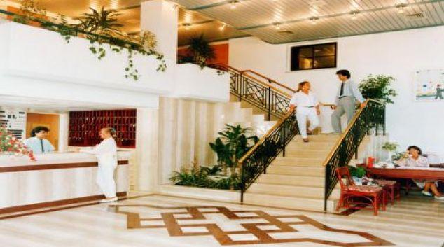 Memorable reception in Atrium Zenon Hotel Apartments