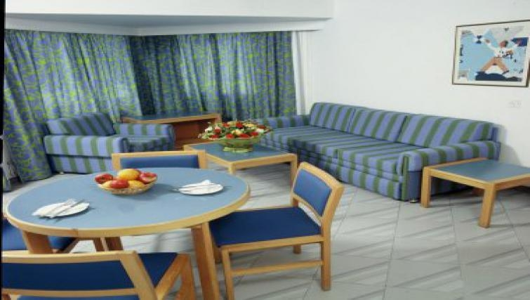 Peaceful living are in Atrium Zenon Hotel Apartments