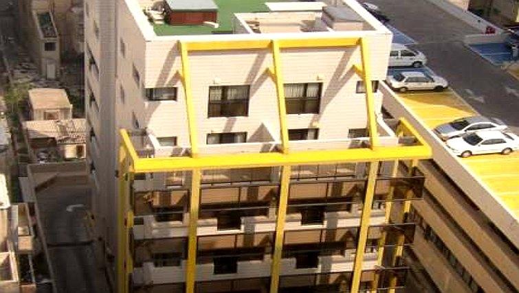 Towering exterior to Best Western Regency Suites Hotel