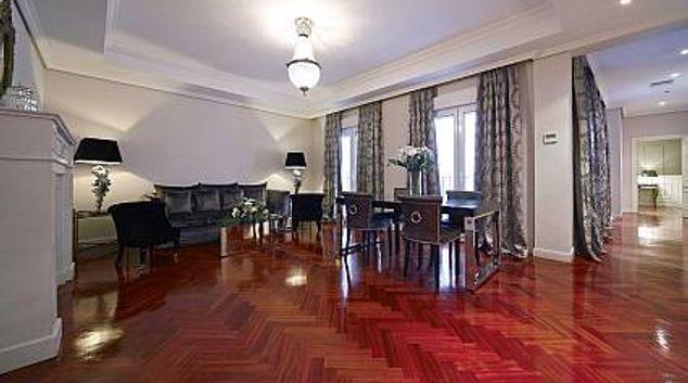 Living room at Alcala 57 Apartment, Salamanca, Madrid