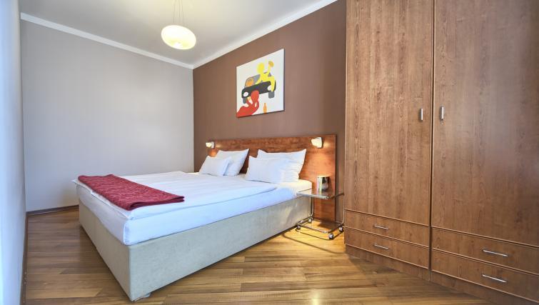 Studio apartment at Residence Masna Apartments