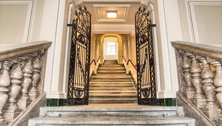 Entrance of Residence Karolina Apartments