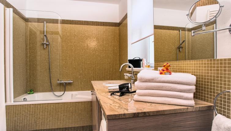Bathroom at Residence Karolina Apartments