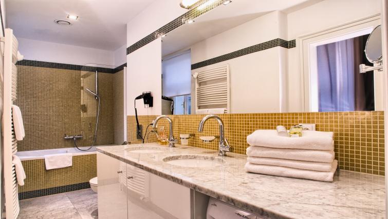 Sink at Residence Karolina Apartments