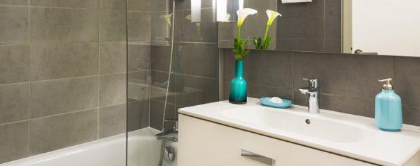 Bathroom at Citadines Wilson Apartments