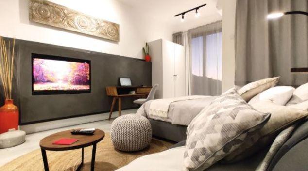 Living room at Ebene Square Apartments, Ebene Cyber Village, Ebene