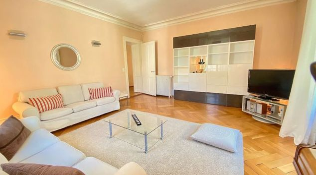 Living room at Resi Apartment, Centre, Lausanne