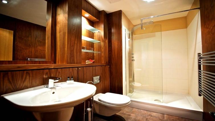 Inspiring bathroom in Staycity Edinburgh West End