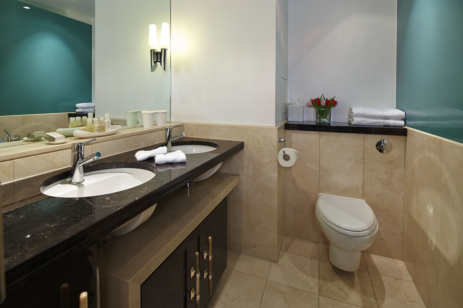 Bathroom at Cheval Phoenix House, Chelsea, London