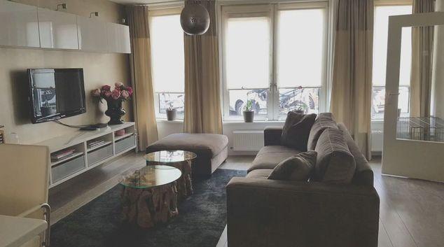 Tv at Dayse Apartment, Zeeburg, Amsterdam