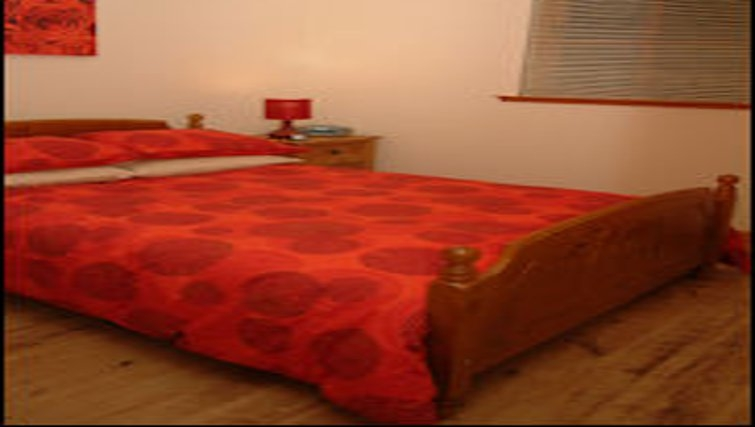 Comfortable bedroom in The Wyvis Apartments