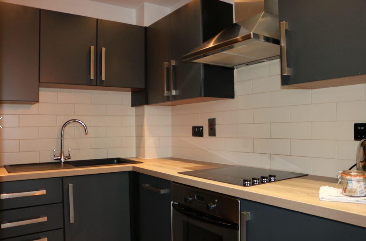 Kitchen at Staycity Dublin Christchurch, Centre, Dublin