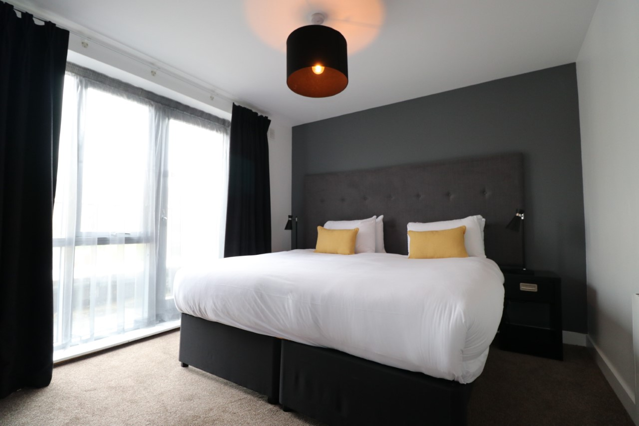 Bedroom at Staycity Dublin Christchurch, Centre, Dublin