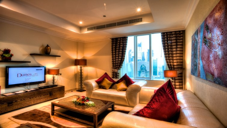 Nice Adagio Premium West Bay Doha