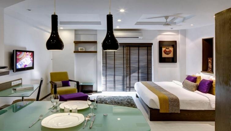 Bedroom in Melange Astris
