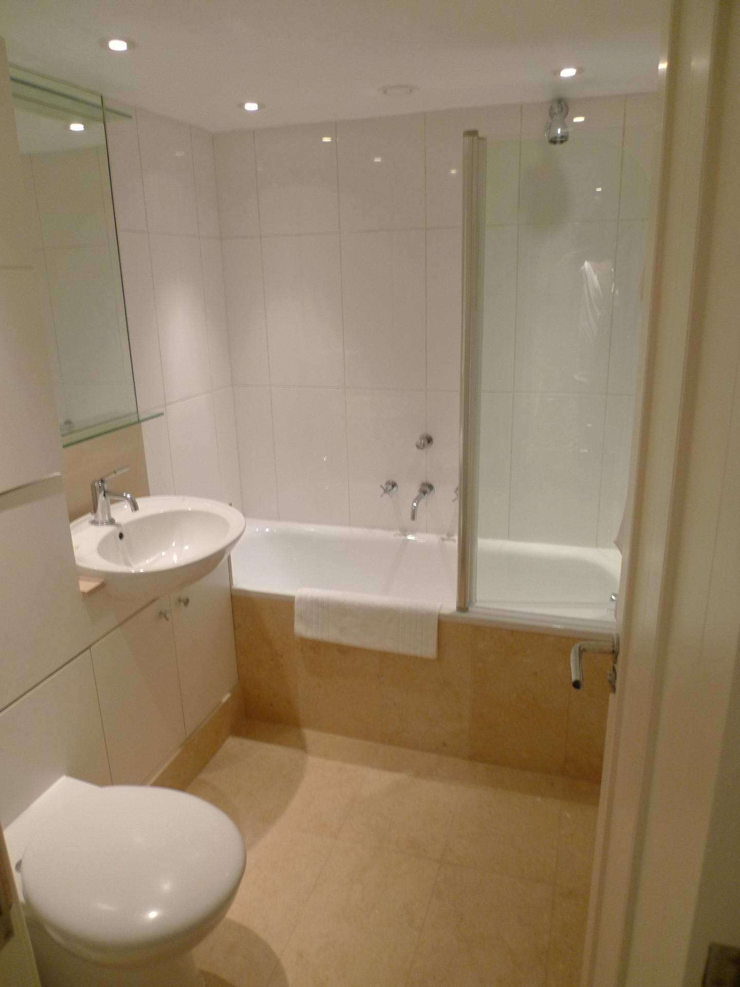 Bathroom at Mathison House