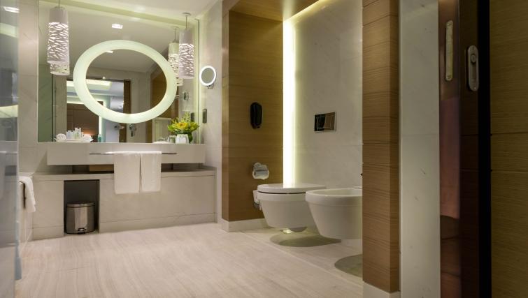 Bathroom at Towers Rotana Apartments