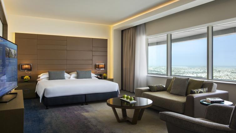 Bedroom at Towers Rotana Apartments