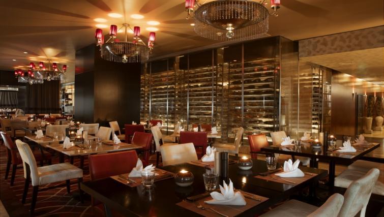 Restaurant at Towers Rotana Apartments