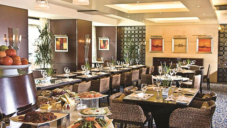 Restaurant at Raouche Arjaan Apartments
