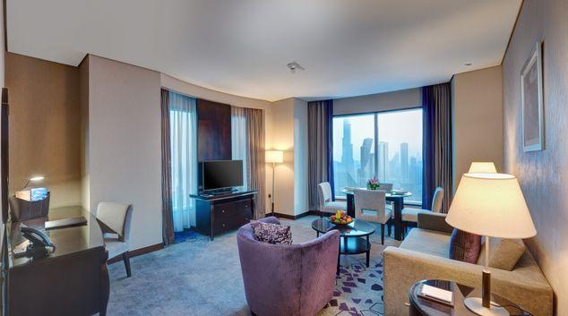 Rose Rayhaan Apartments, Financial District, Dubai