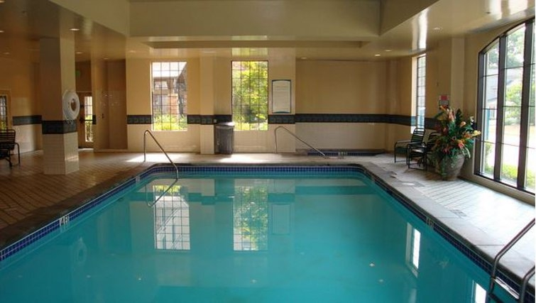 Pool in Staybridge Suites Atlanta Buckhead