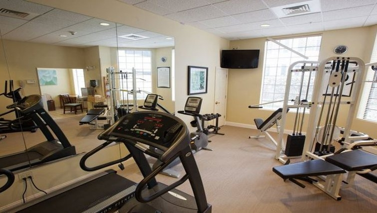 Gym in Staybridge Suites Atlanta Buckhead