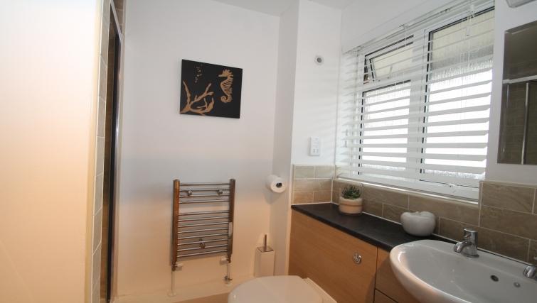 Bathroom at Mathon Court Apartment