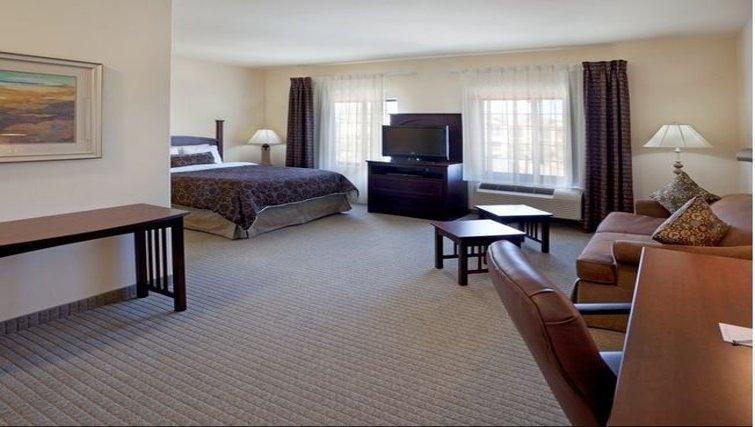 Living area in Staybridge Suites Austin Northwest