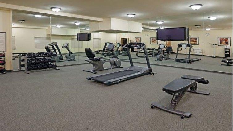 Gym in Staybridge Suites Austin Northwest